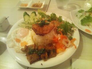 ベトナム料理  Chao