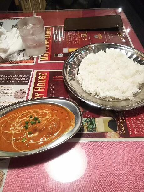 インド料理屋さん